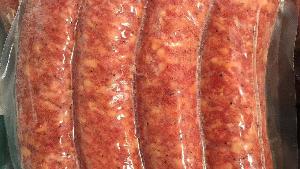 WF Frozen Smoked Sausage 4 links (Estimated Price)