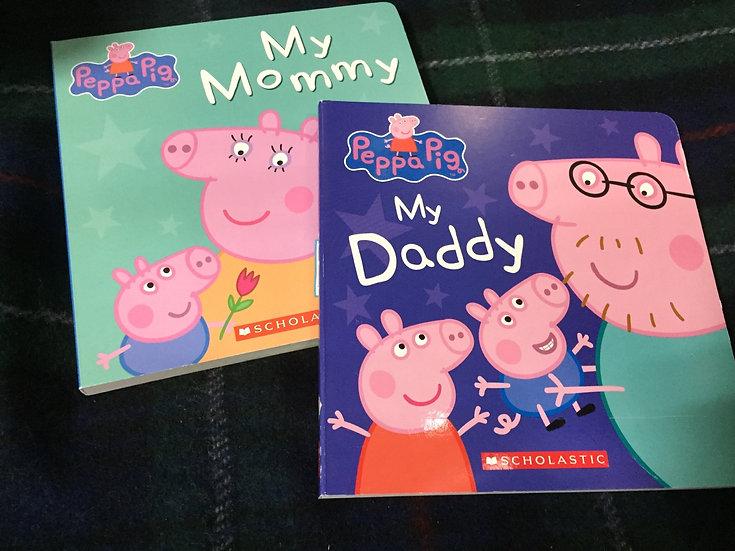 Peppa Pig My Daddy or My Mommy