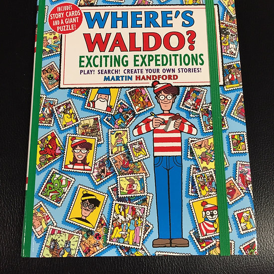 Where's Waldo Exciting Expeditions - Martin Handford
