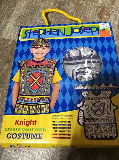 Stephen Joseph Create Your Own Knight Costume
