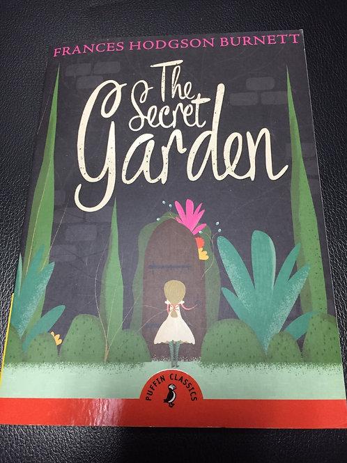 The Secret Garden - Frances Hodson Burnett