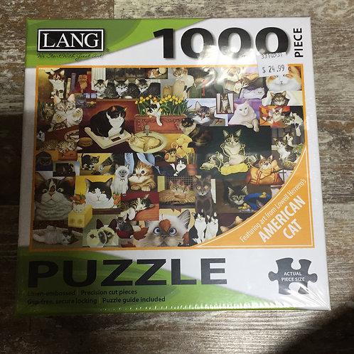 1000 Piece Lang Puzzle