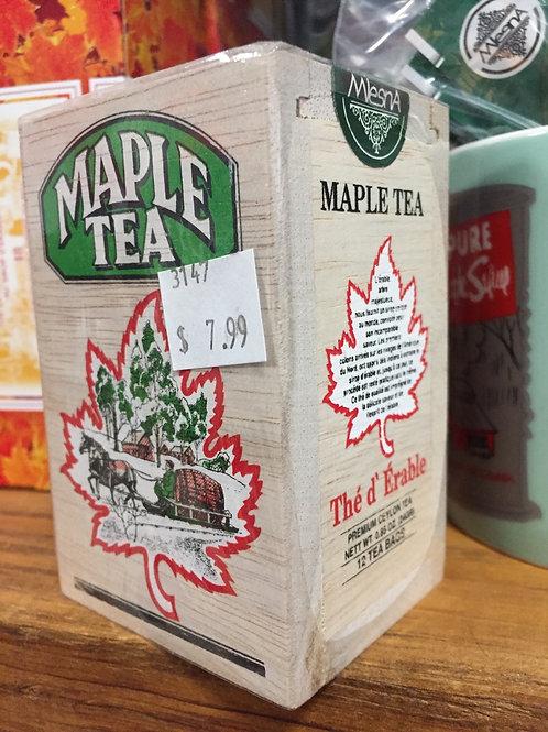 Maple Tea in a Box (12 bags)