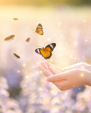 girl-frees-butterfly-from-jar-golden-blu