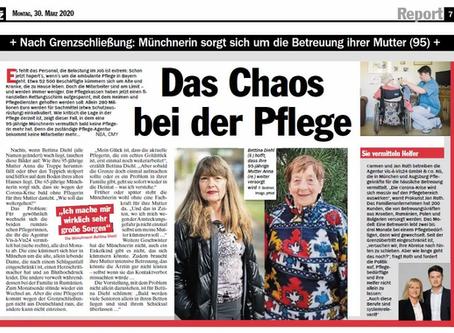 Corona-Krise: Münchner Merkur