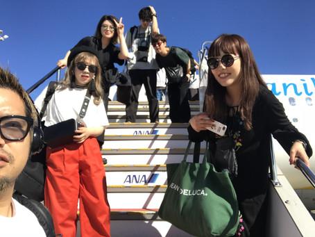 台湾に行ってきました。
