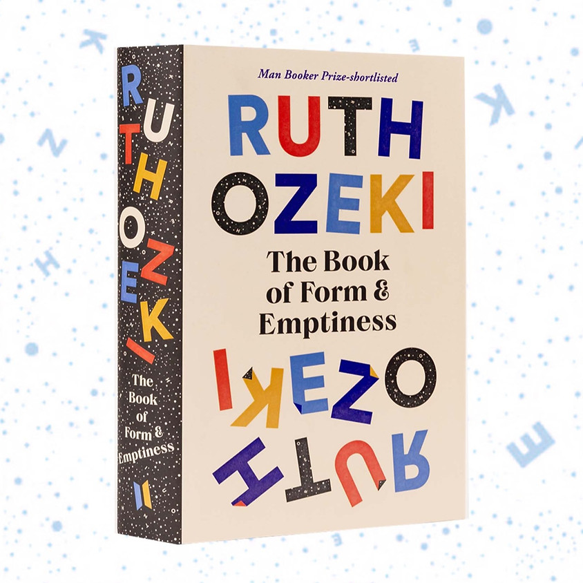 Ruth Ozeki - The Book of Form and Emptiness - Book Launch