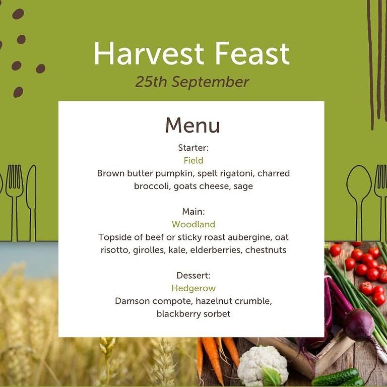 FarmED Harvest Feast