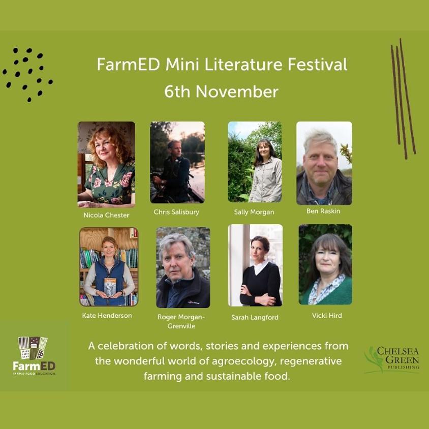 The FarmED Mini Literature Festival