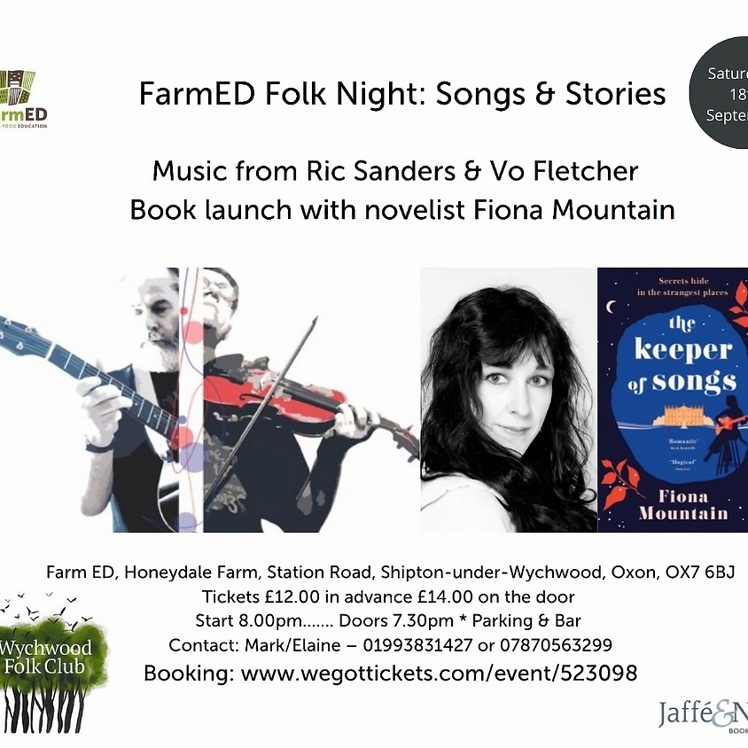 FarmED Folk Night: Songs and Stories