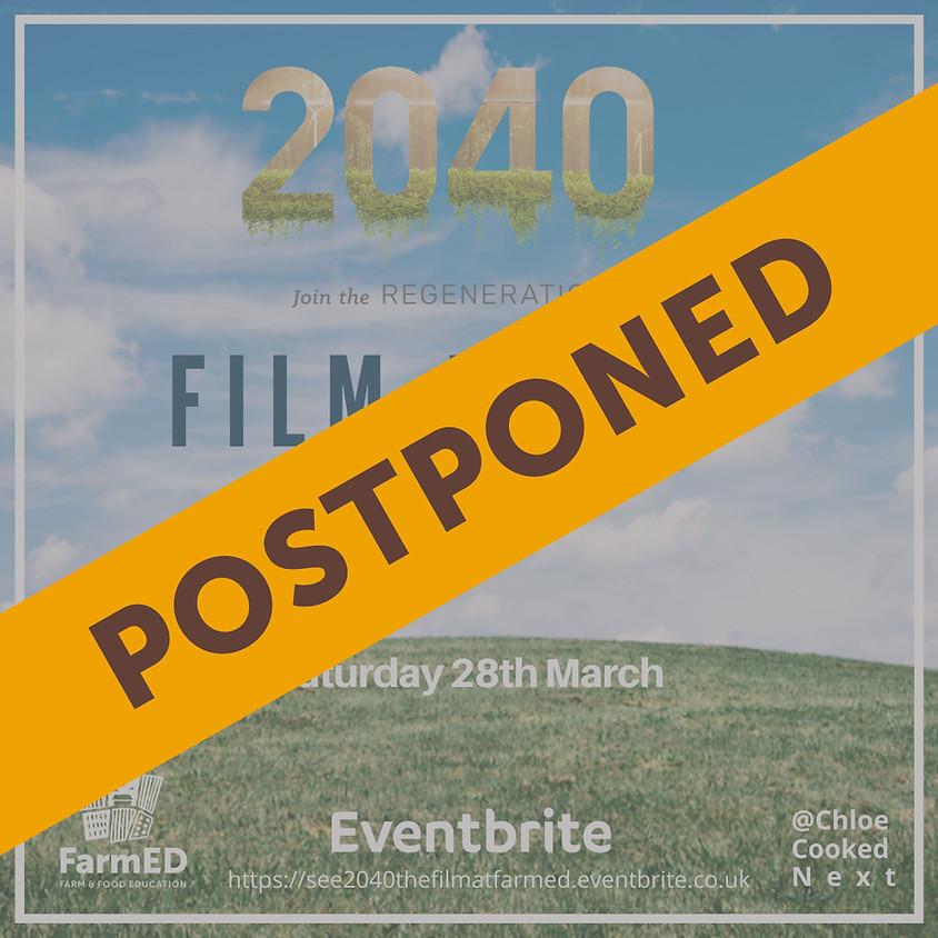 Film Screening - 2040