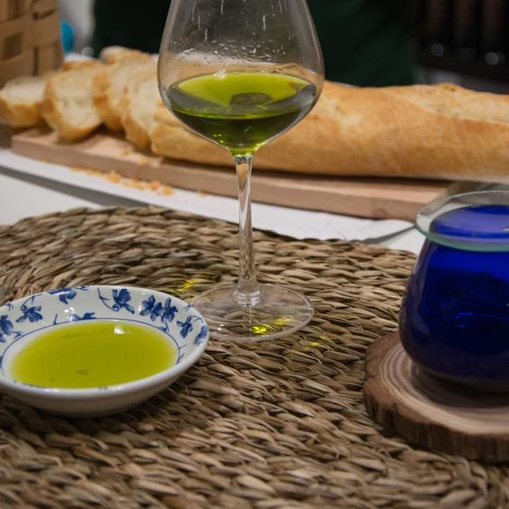 Extra Virgin Olive Oil Tasting Workshop and Dinner