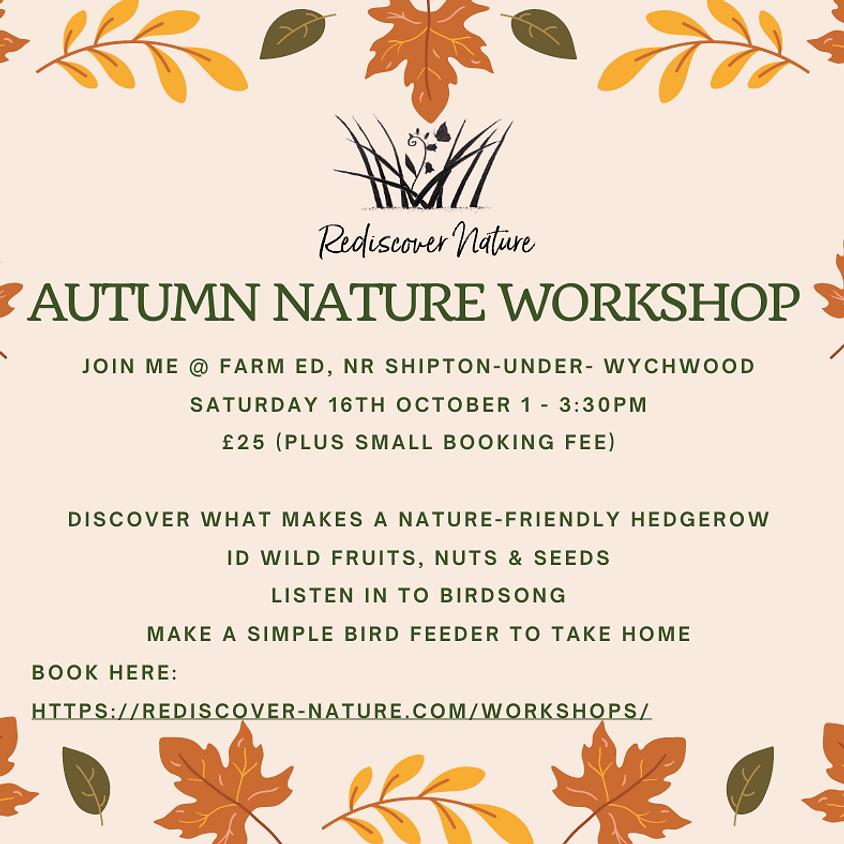 Autumn Nature Workshop