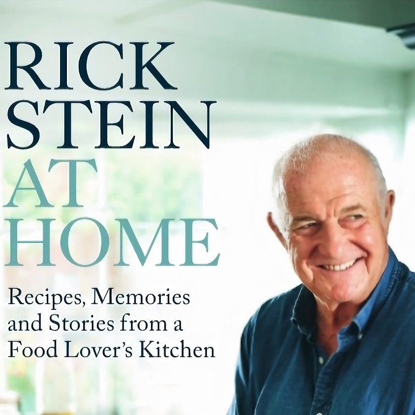 *FULLY BOOKED* Rick Stein at Home - Book Launch