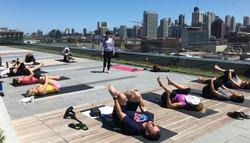 Yoga Rooftop
