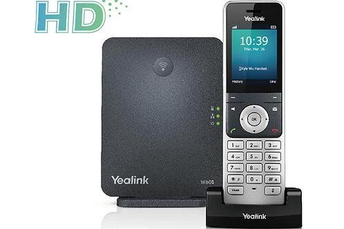 Yealink Cordless W60P + Base