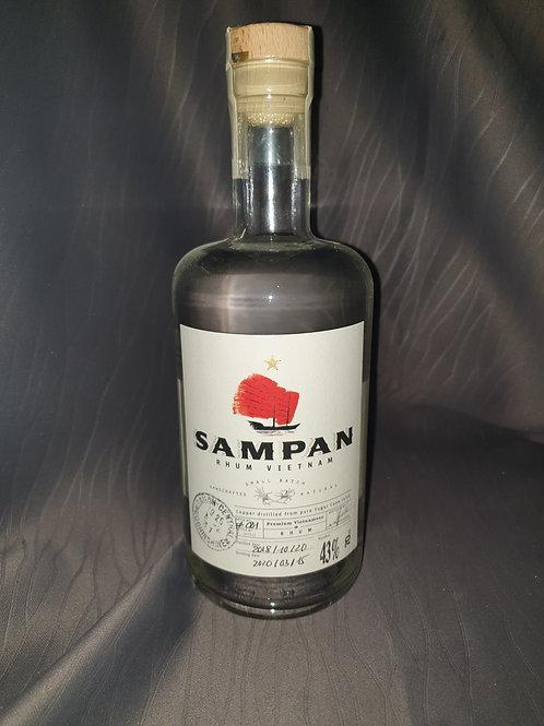 Rhum Blanc Sampan 70cl/43°