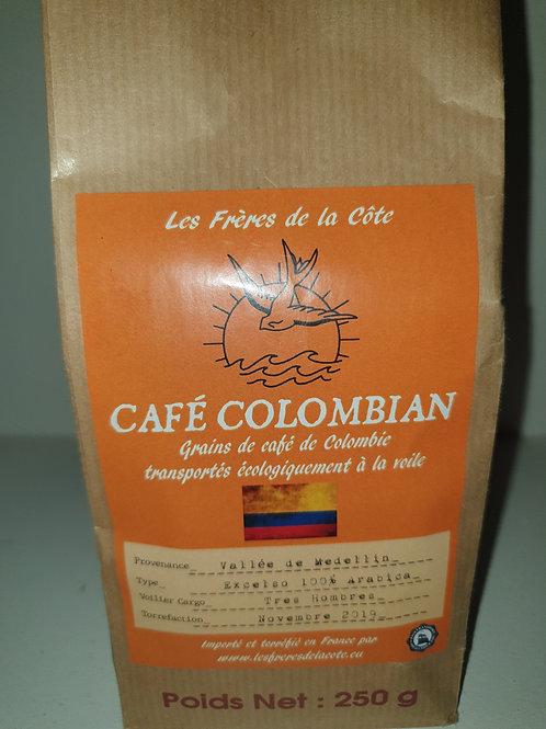 Café Colombian 250gr