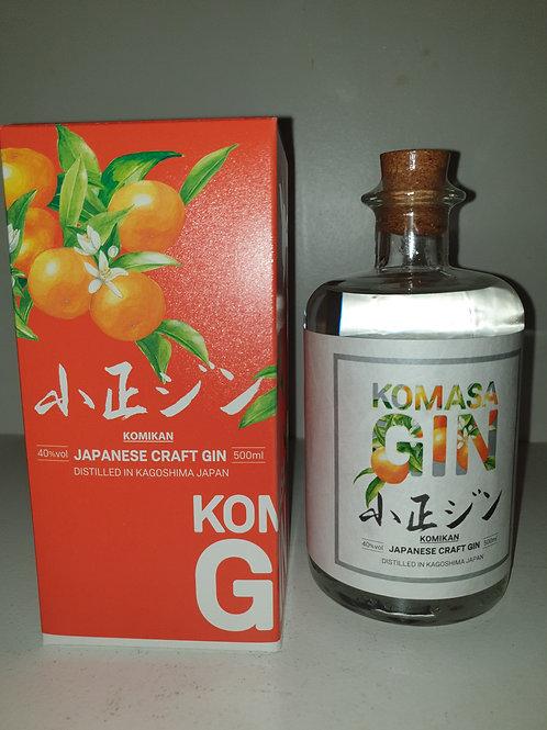 Komasan Komikan GIN 50CL/40°