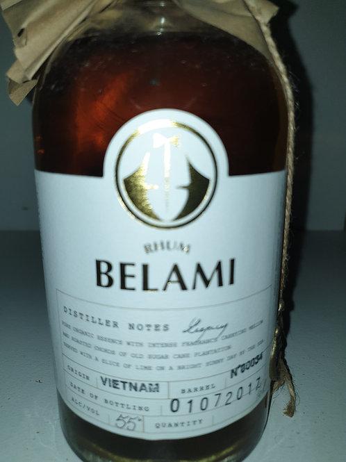 Rhum Belami édition Legacy 70cl