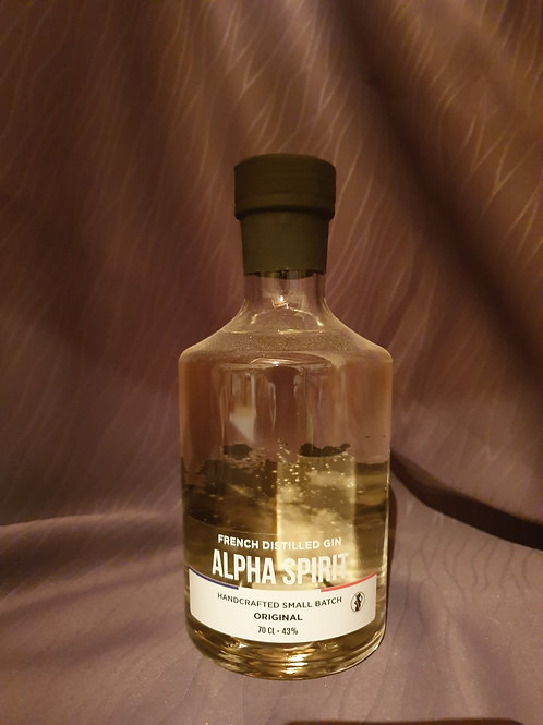 Alpha Spirit Gin  40*/70cl