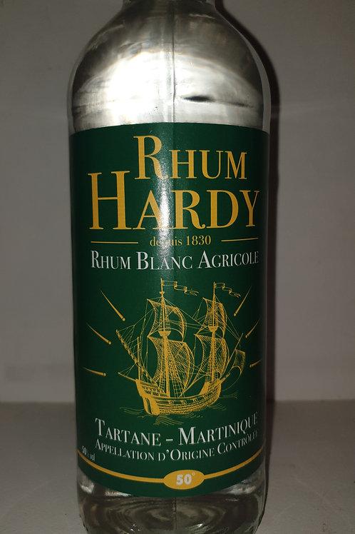 Rhum Hardy Blanc 50° 1 L