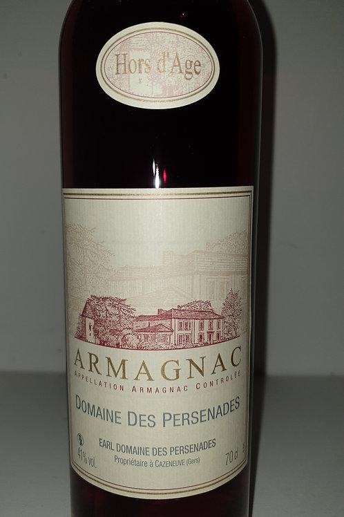 Armagnac hors d âge  Domaine des Persenades