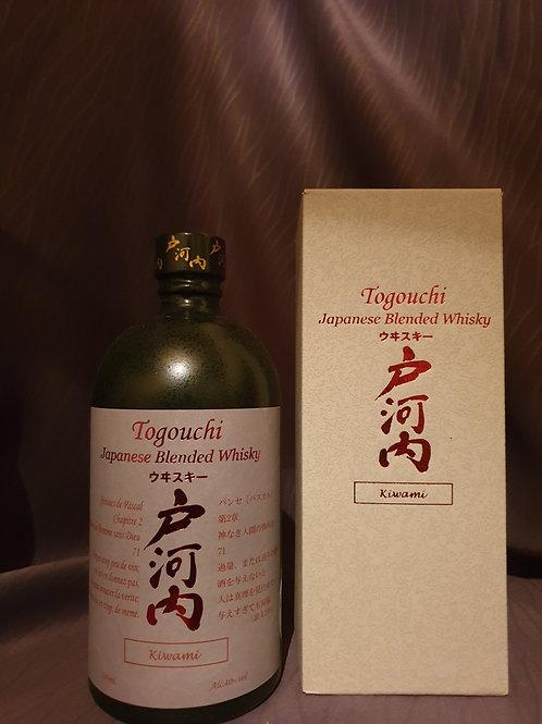 Togouchi Kiwami 40*/70cl