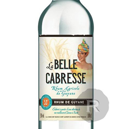 Rhum Belle Cabresse 50° 1l