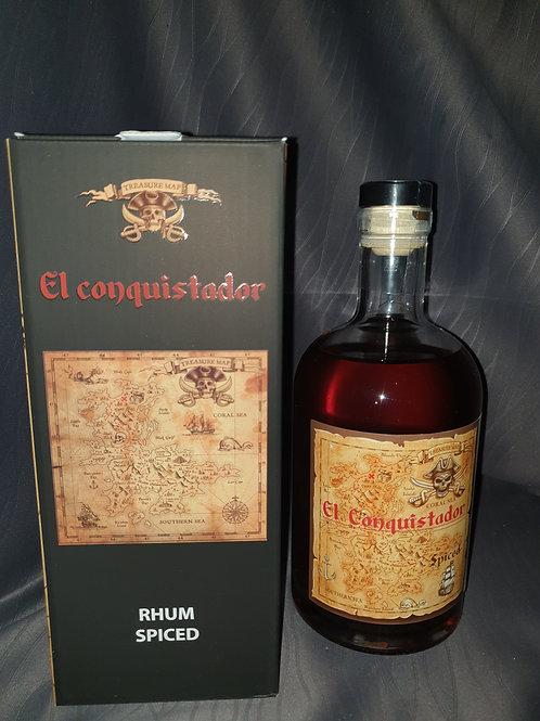 Rhum Guiose Conquistador 40*/70cl