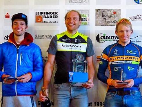 Florian Maier gewinnt in Landshut 2019