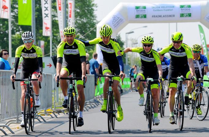 Cycling Team Dorfen in Frankfurt Eschborn 2019