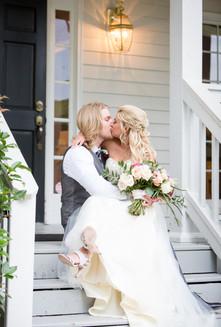 Front Porch Kisses