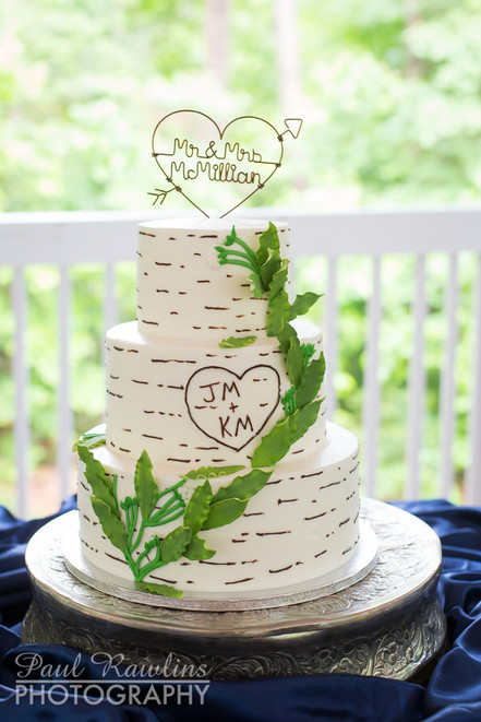 Tree of Love Cake