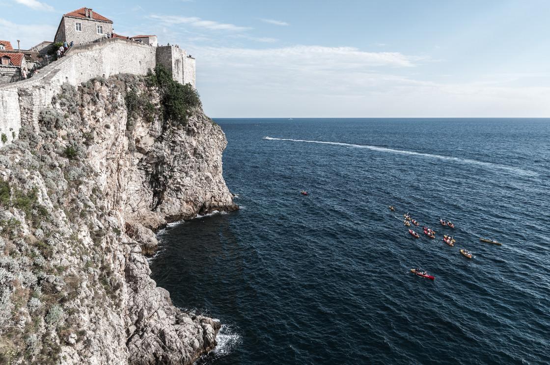 Kayaking The Med