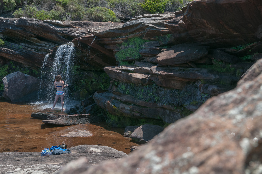 Curracurong Falls