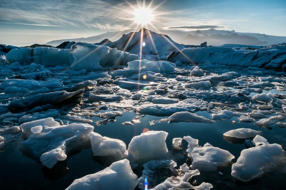 The Ice Seeing Eye
