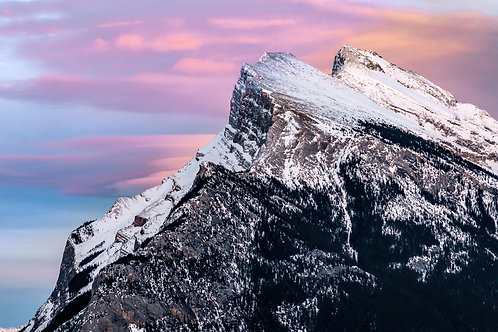 Pink Hour On Rundle