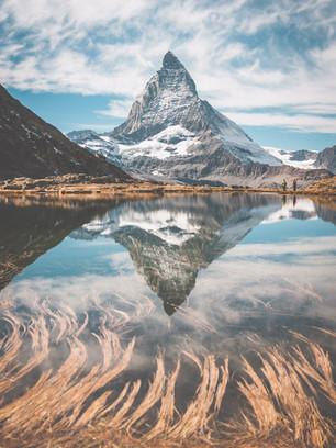 THE TOBLERONE MOUNTAIN