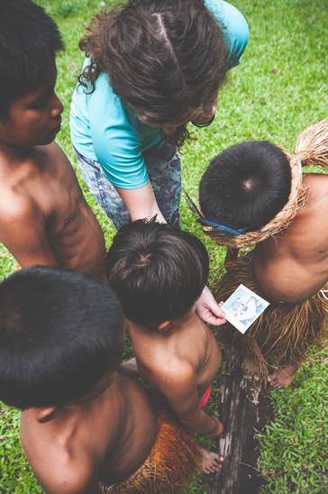 Amazon Kids Looking At Polaroid.jpg