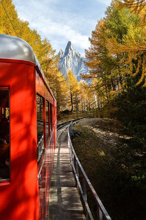 The Montenvers Railway