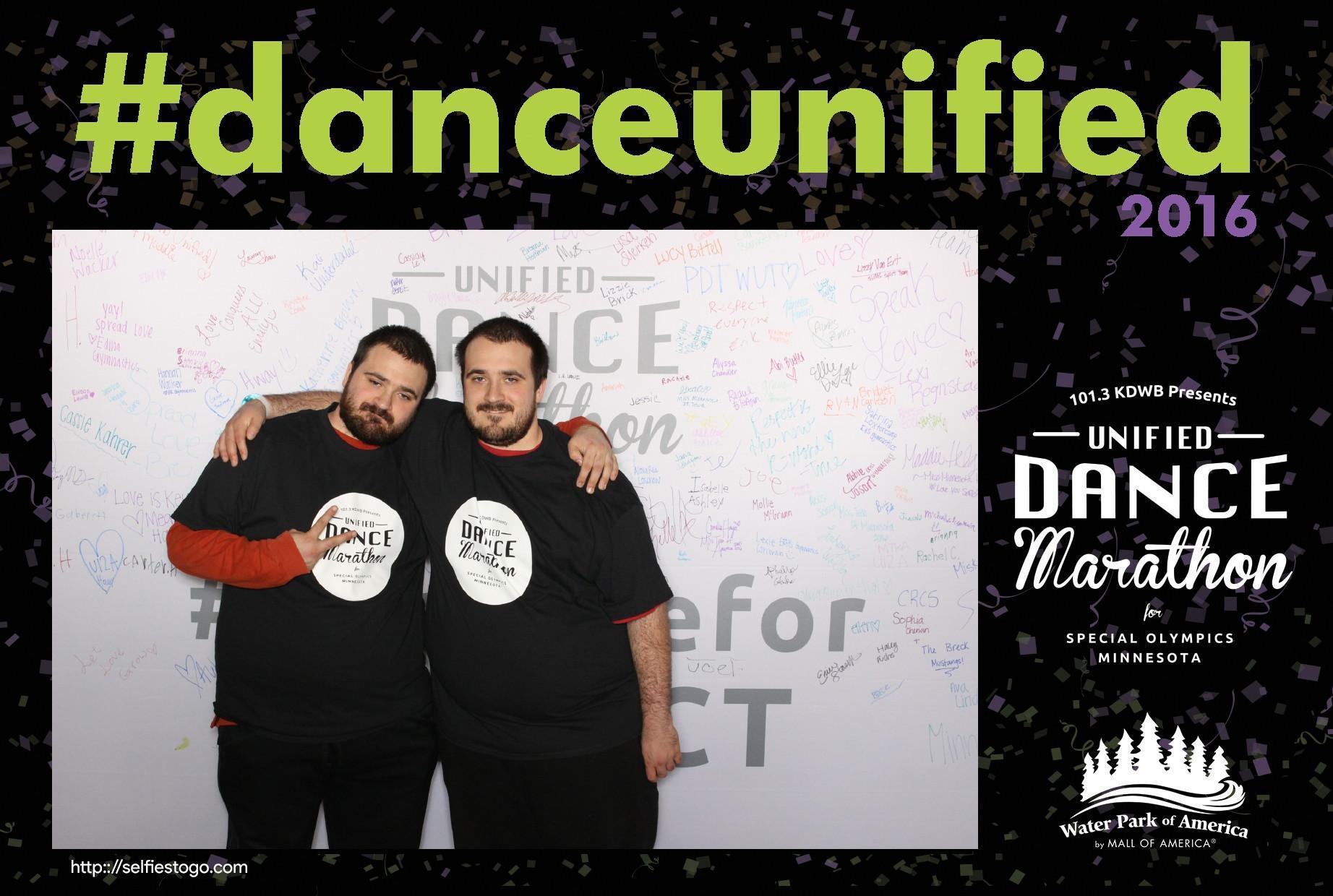 Jeremy & Ryan Dance Marathon
