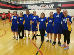 Area Volleyball 2016 Blue Team