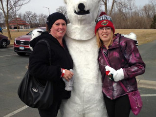 Thank you to all the supporters of the Polar Plunge!