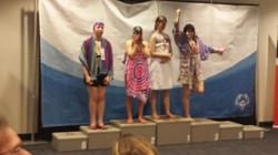 Swimming Awards