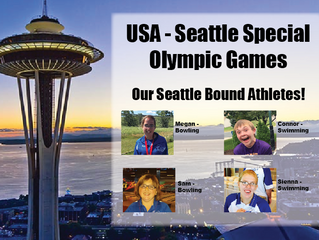 Congrats to our USA Game Athletes!