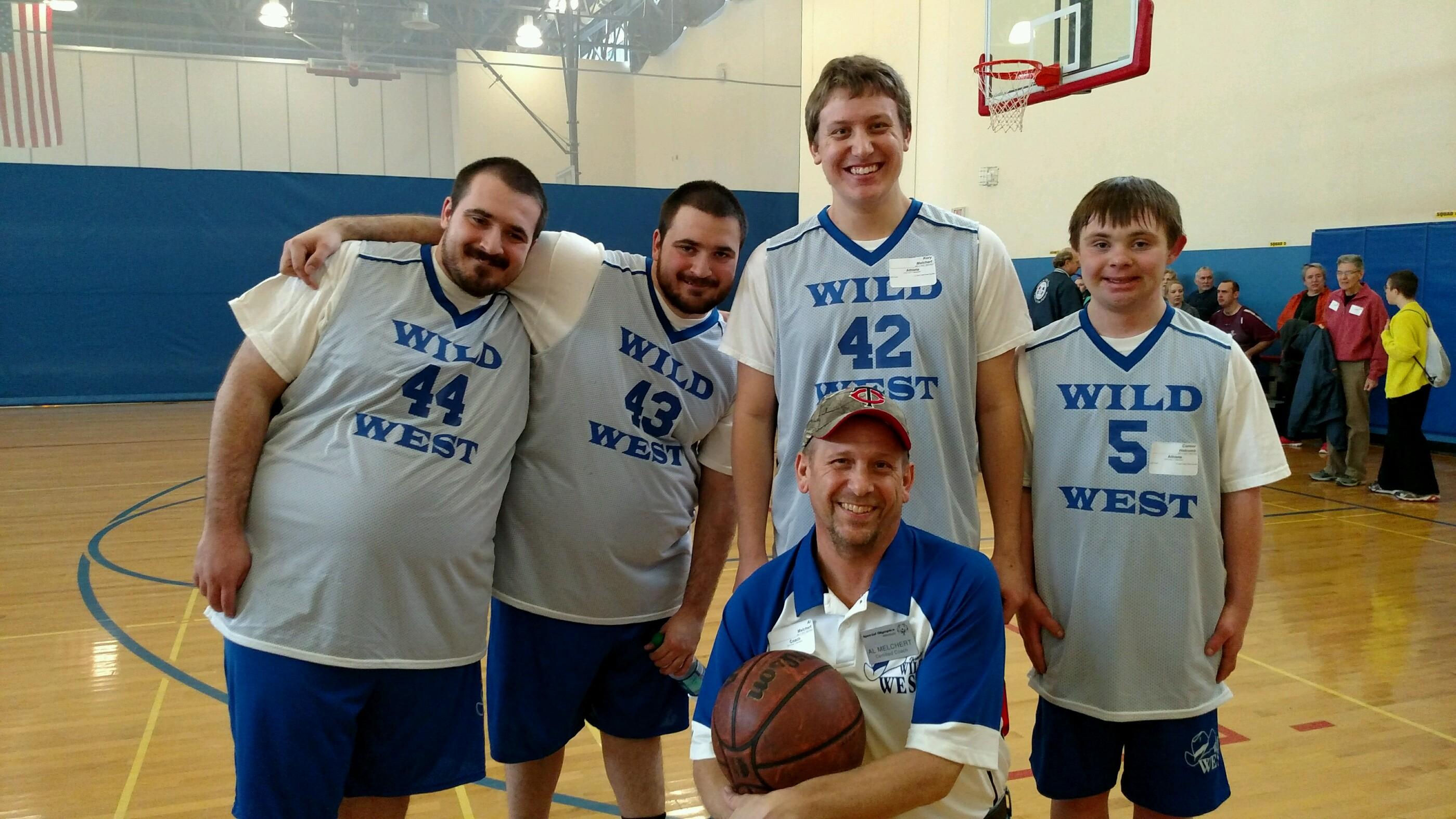 Ryan, Jeremy, Cory, Connor & Al