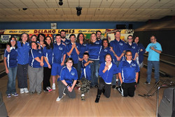 Group Bowling Pic