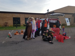 Special Olympics Trunk or Treat