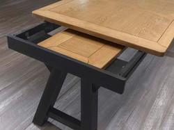 Allonges table tréteaux